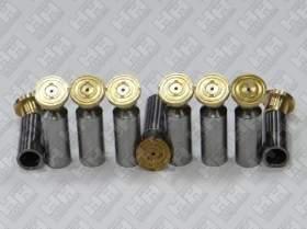 Комплект поршней (9шт.) для гусеничный экскаватор DAEWOO-DOOSAN S400 LC-V (715583A, 129871B, 129995)